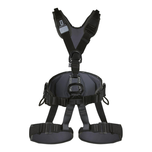 Singing Rock Expert 3D Standard Full Body Harness in black