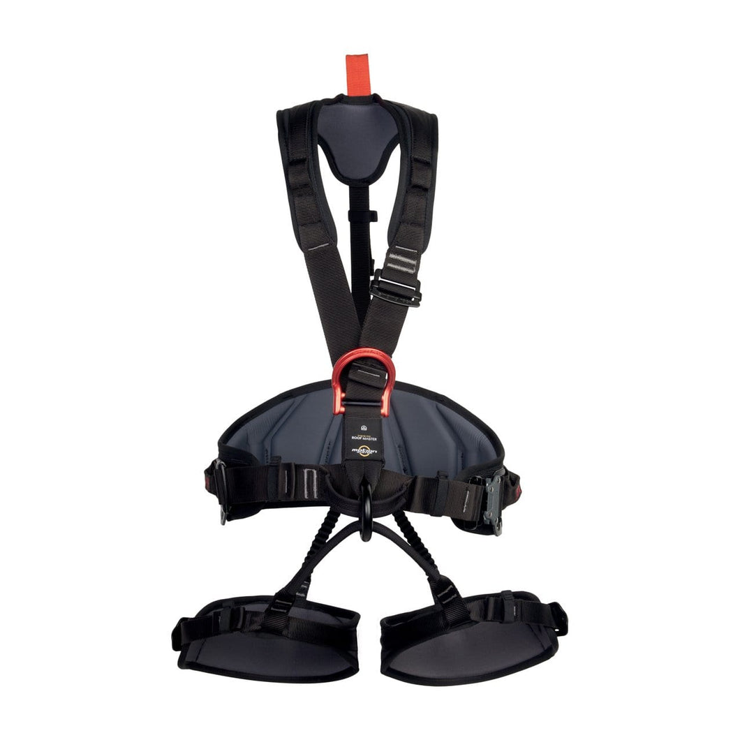 Roof Work Safety Harness Singing Rock Roof Master - Verx Australia