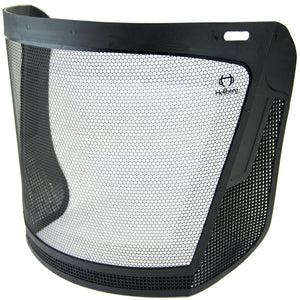 Singing Rock Hellberg Steel Mesh Visor