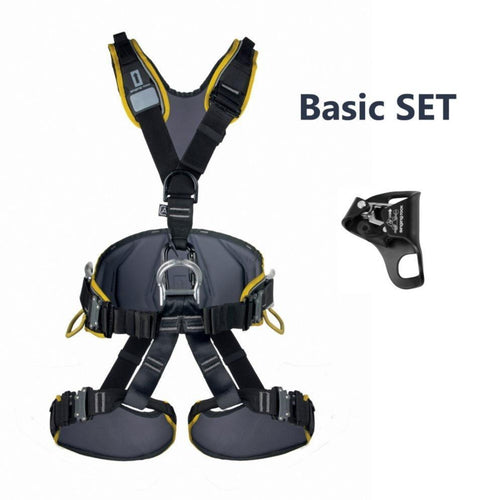 Singing Rock Expert 3D Basic Set - Rope Access Kit - VerxAustralia