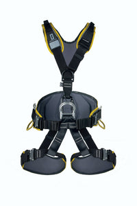 Front of Lightweight Full Body Rope Access Harness