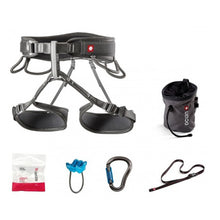 Load image into Gallery viewer, Rock Climbing Harness Kit Ocun Climbing Twist Set - VerxAustralia