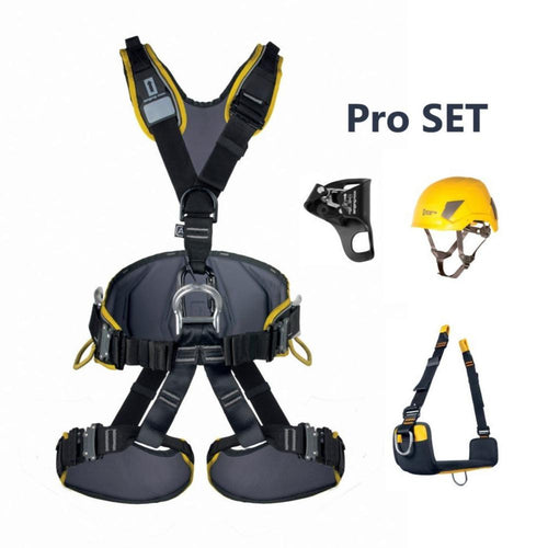 Singing Rock Expert 3D Pro SET - Rope Access Kit - VerxAustralia