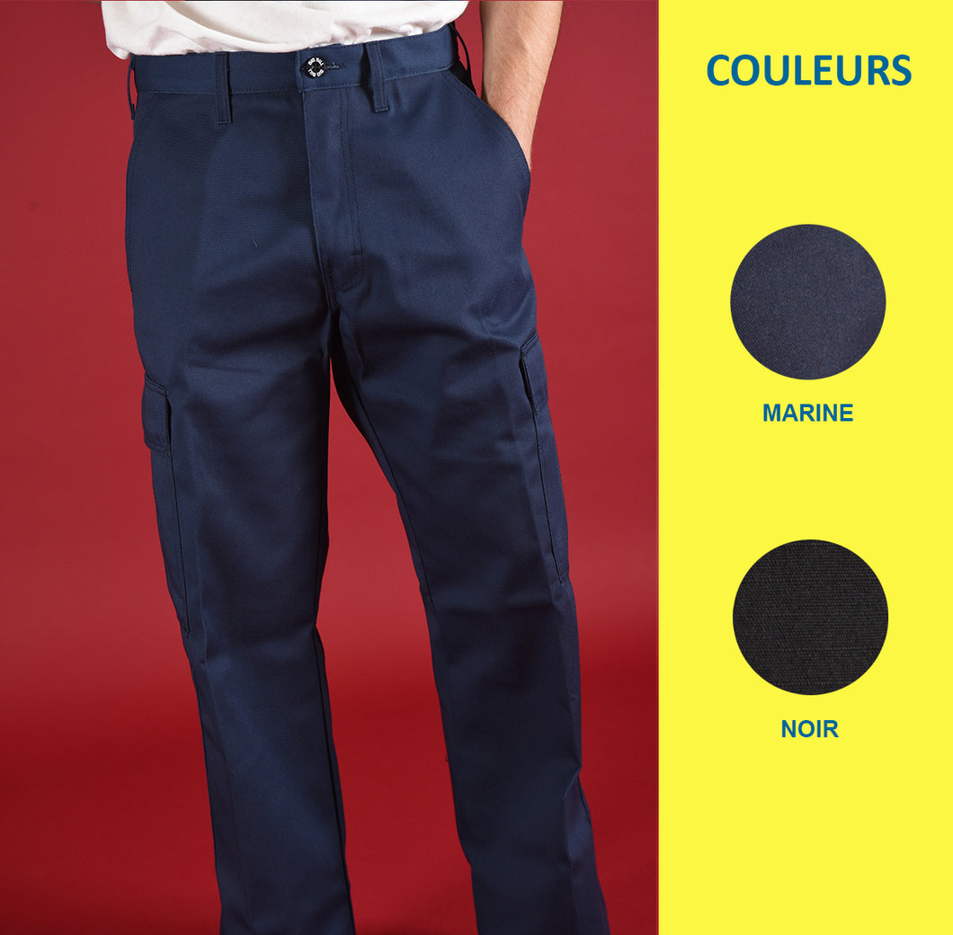 Pantalon de travail cargo - Big Bill - Homme