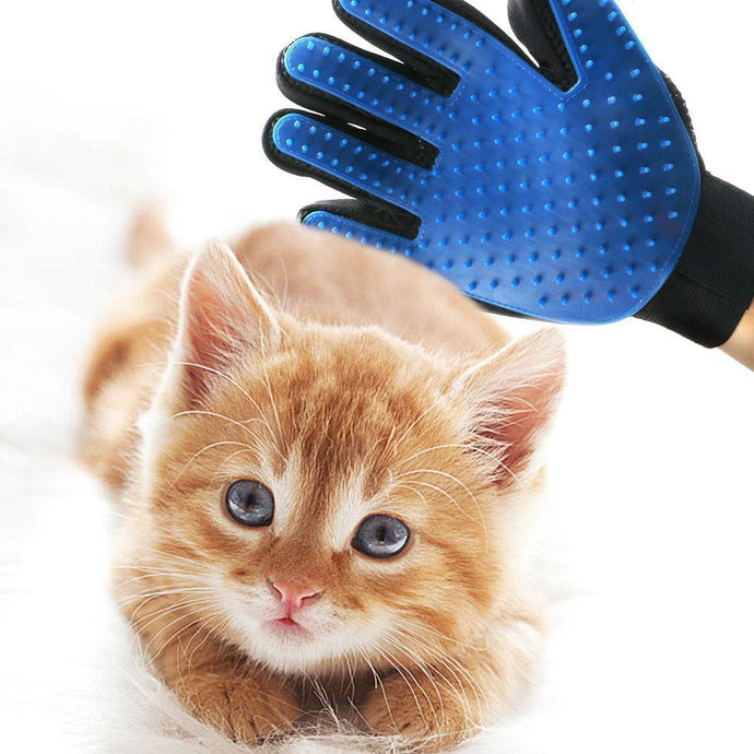 Incredible Pet Grooming Glove - Kit-Cat Co. | Cute Cat Products