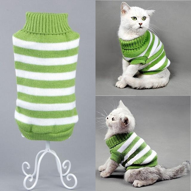 Cozy Candy Stripe Jumper - Kit-Cat Co.