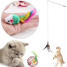 Cat Toys Set - 16pc - Kit-Cat Co. | Cute Cat Products