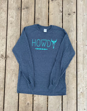 Load image into Gallery viewer, Howdy Long Sleeve Shirt