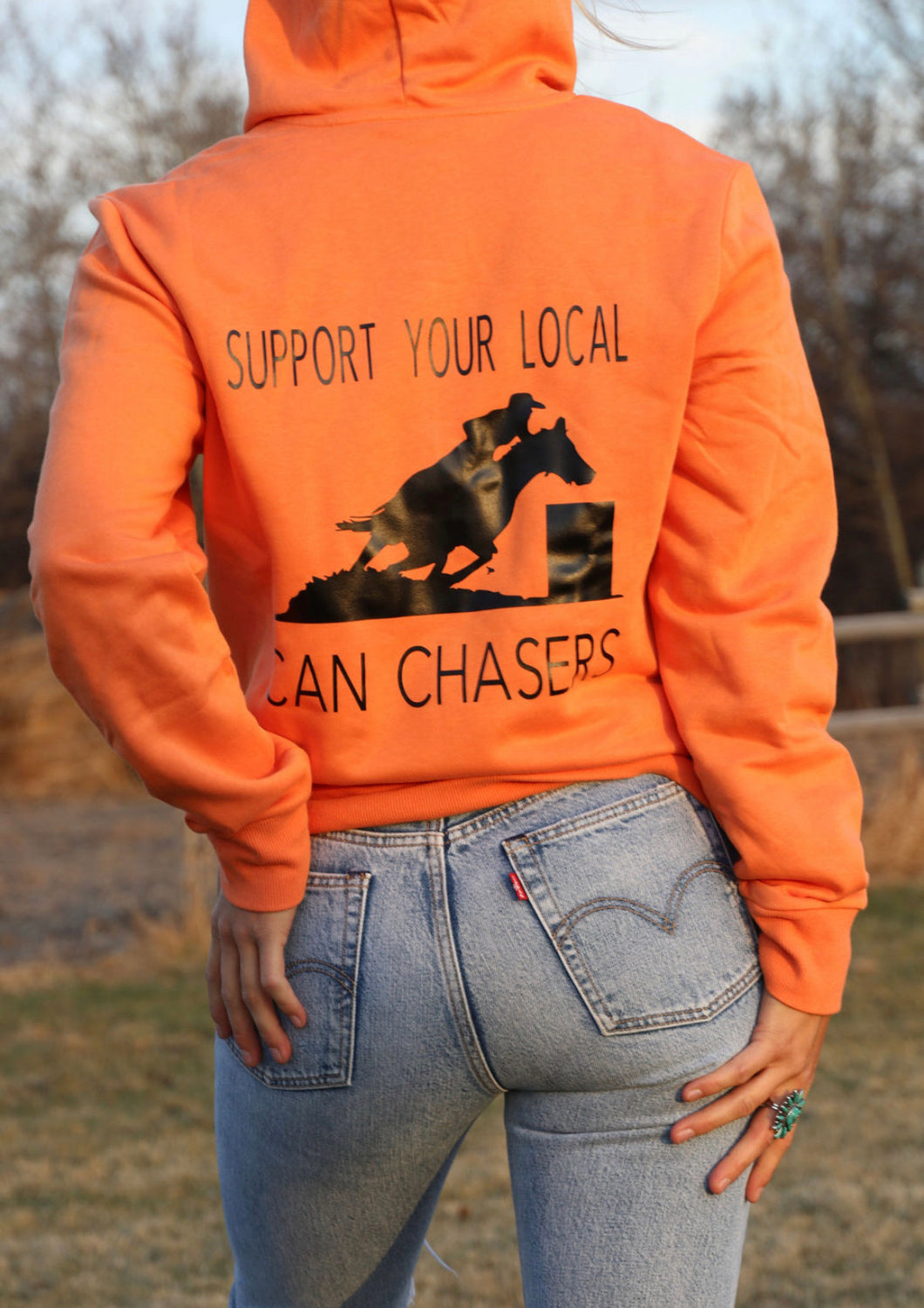 Support Your Local Can Chasers