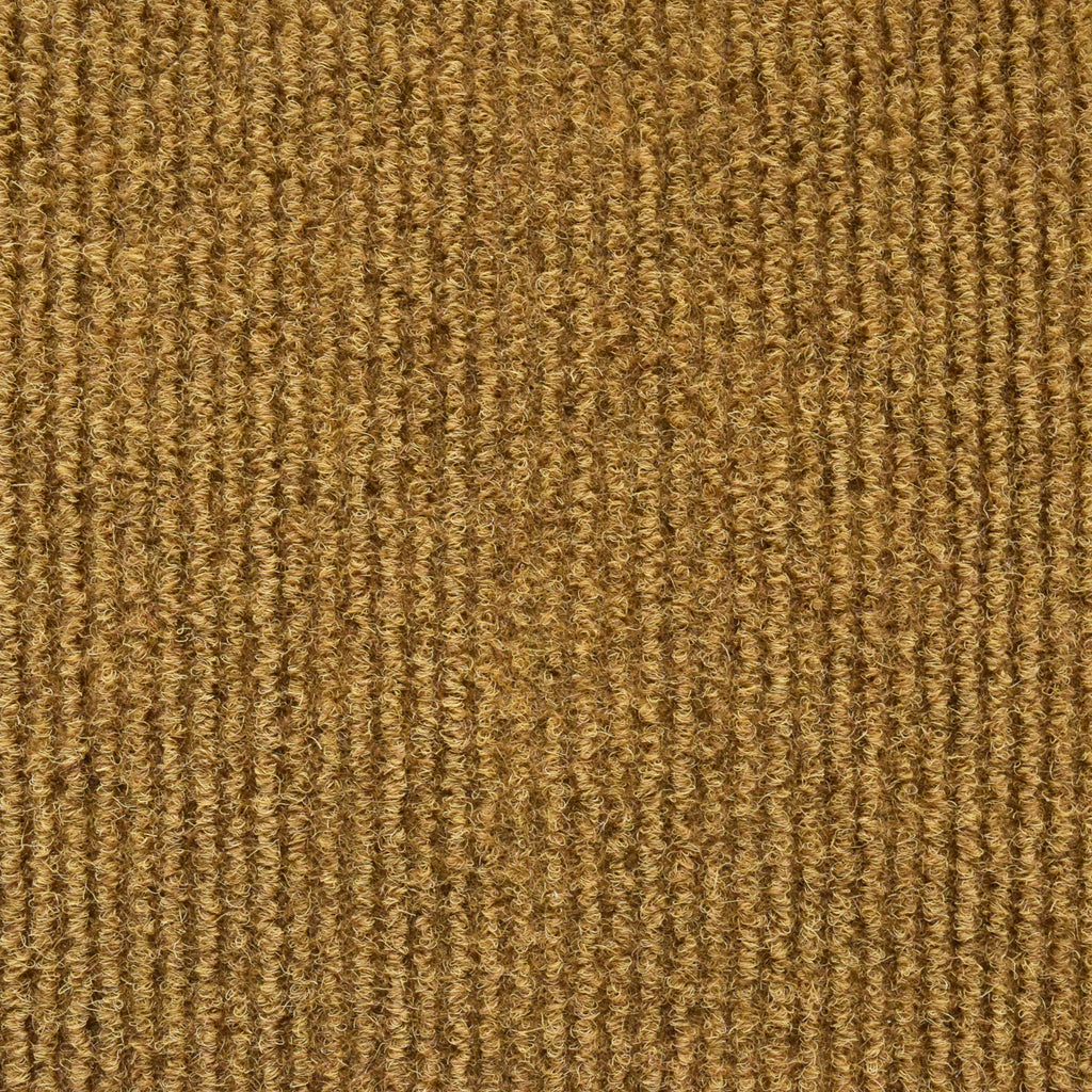 Sisal Ribbed Coco Runner/Mat/Area Rug.  Non-Slip Thick Rubber Backing. Heavy Duty for Interior/Exterior use. (6' Width)