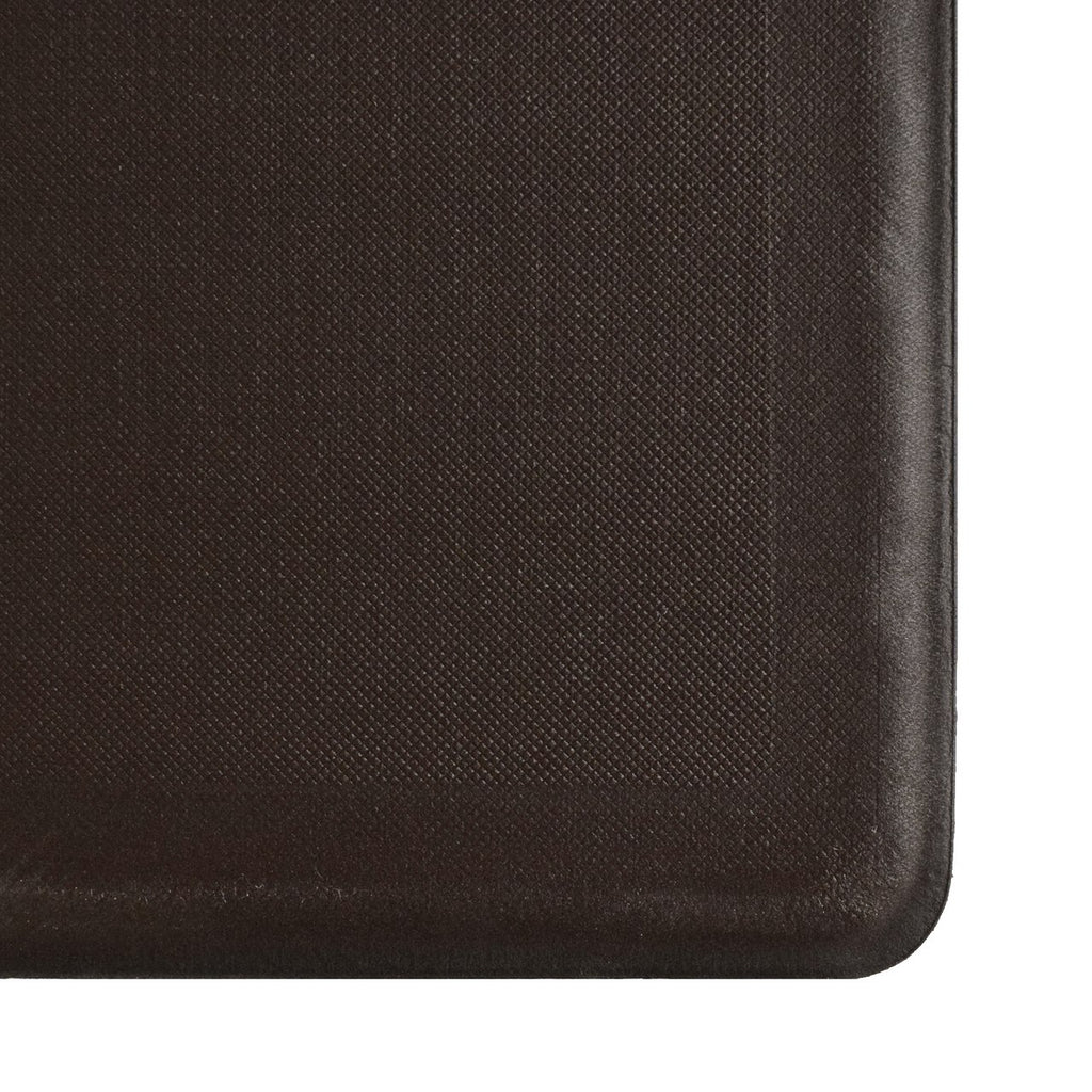 Anti Fatigue Memory Foam Mat Brown