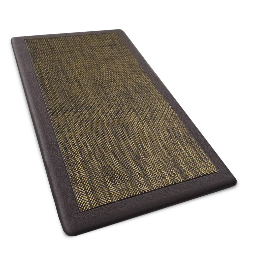 Anti Fatigue Memory Foam Mat Fawn