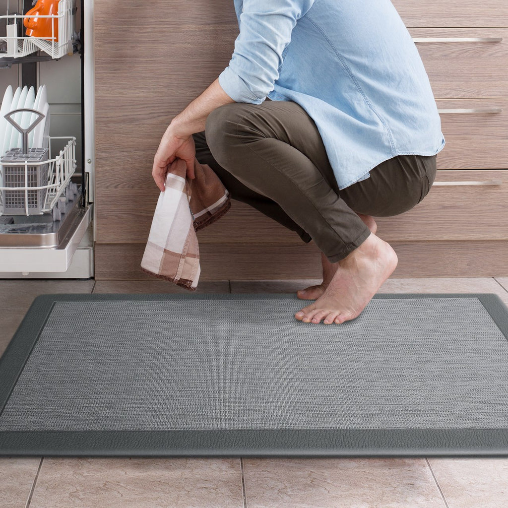 Anti Fatigue Memory Foam Mat Granite