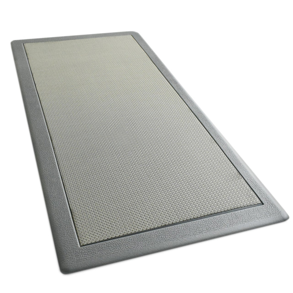 Anti Fatigue Memory Foam Mat Grey