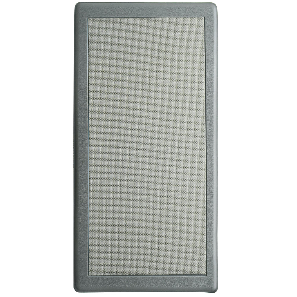 Anti Fatigue Memory Foam Mat Grey iCustomRug