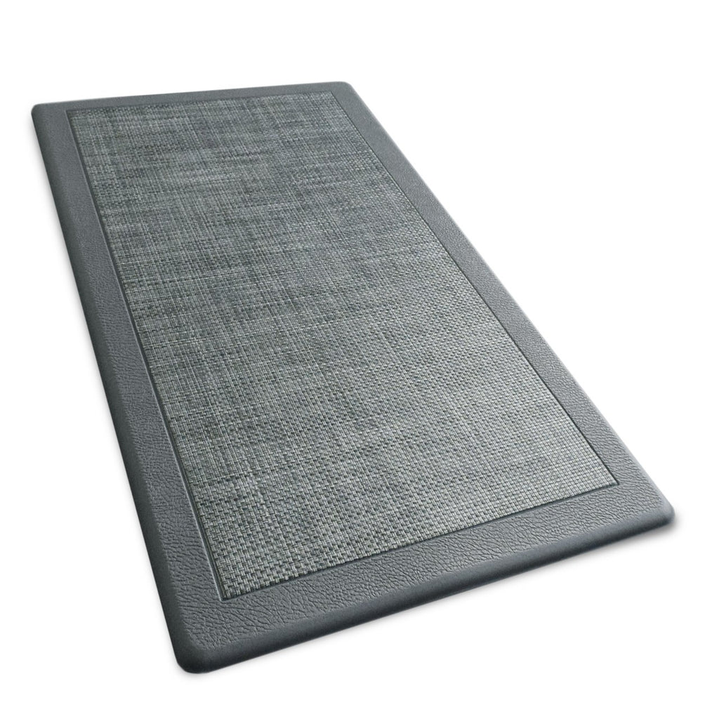 Anti Fatigue Memory Foam Mat Smoke