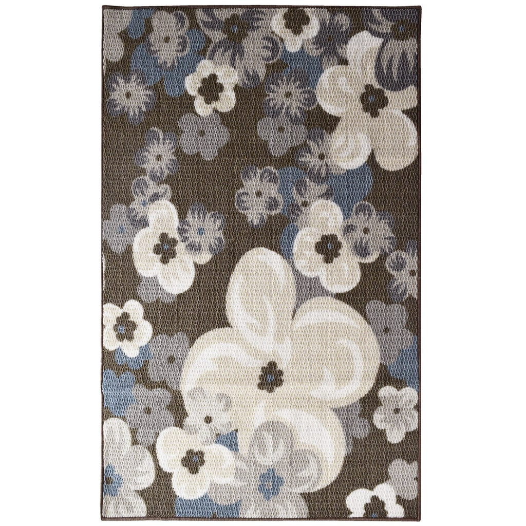 Flower Decorative Mat iCustomRug