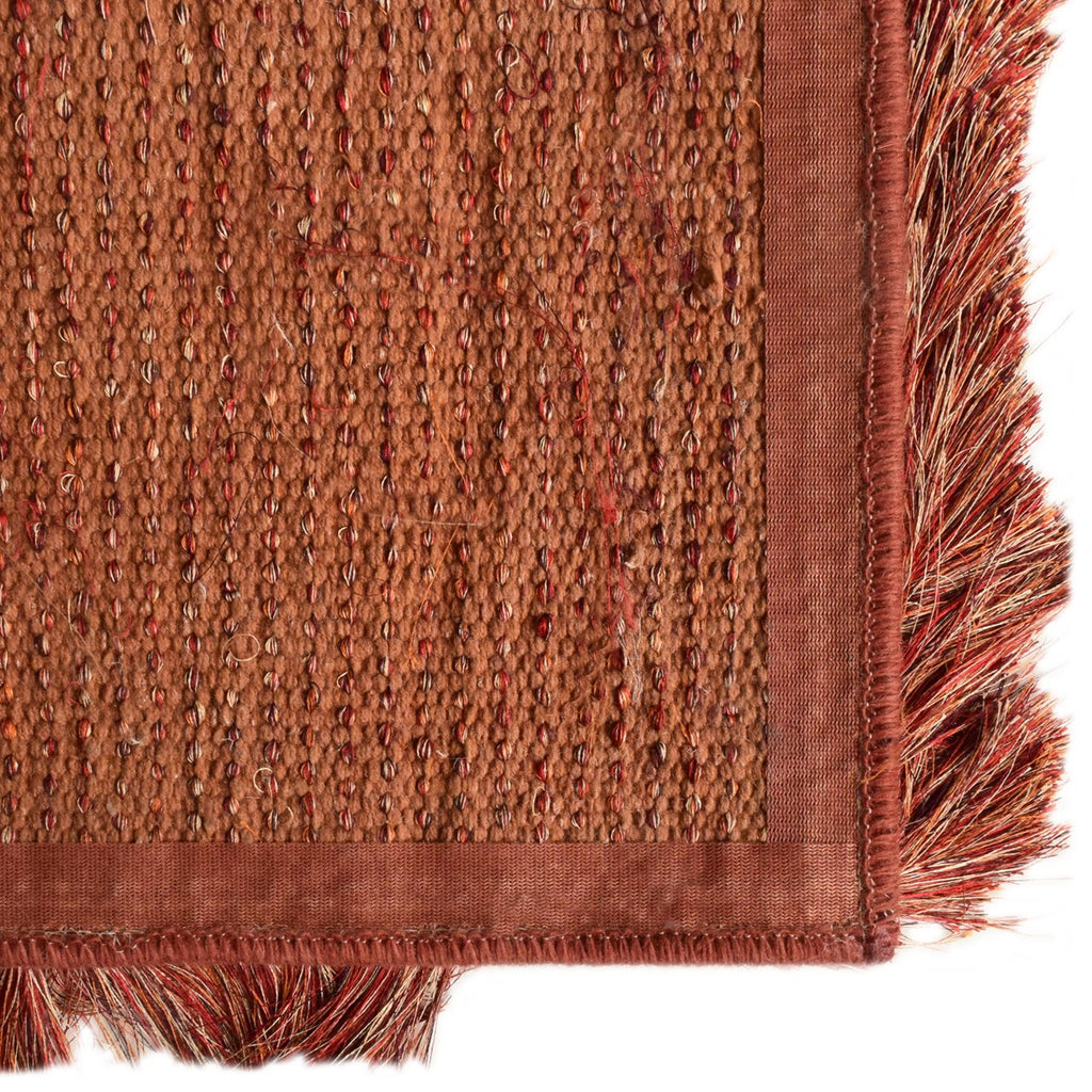 Paris Shag Area Rug Orange
