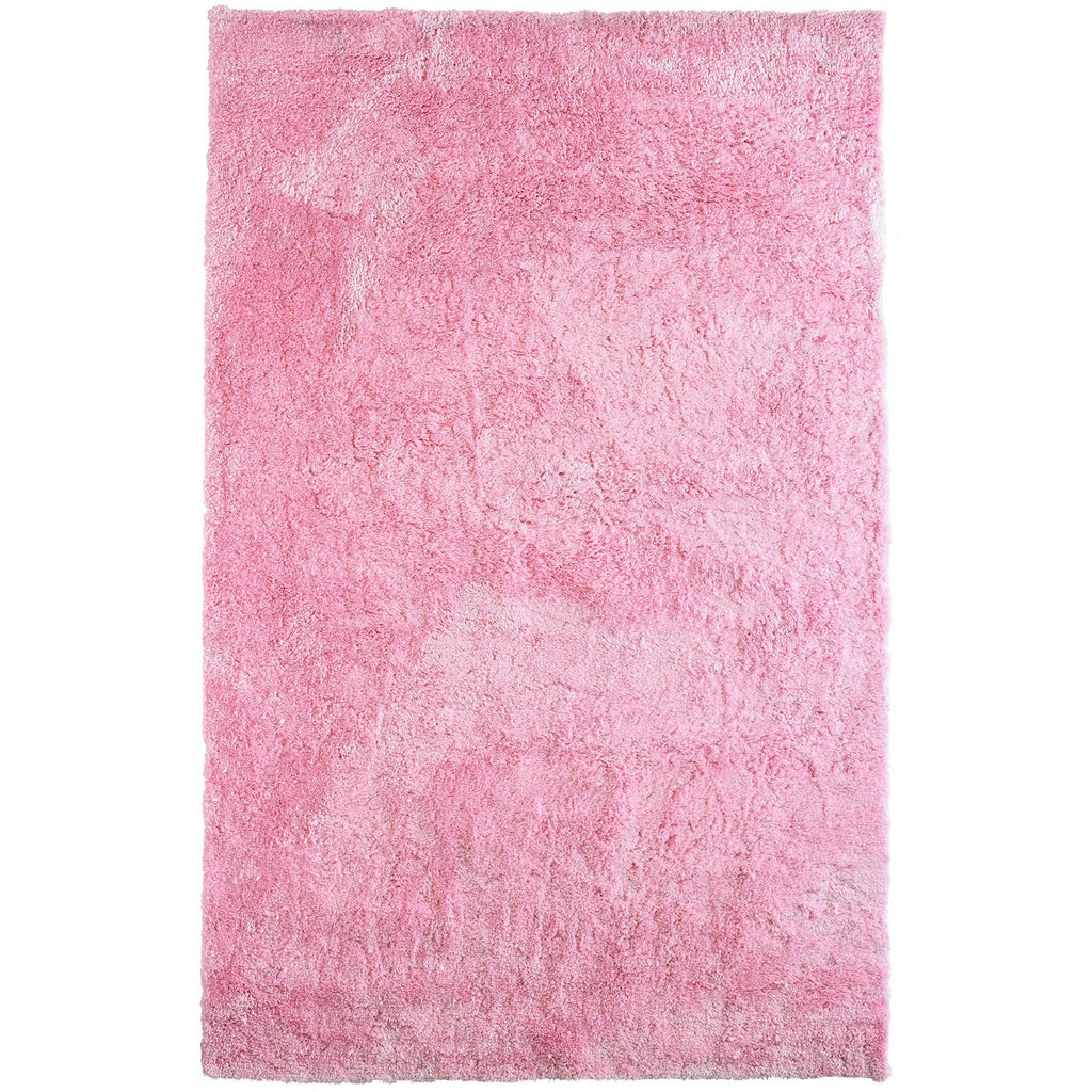 Smooth Shag Thick Fluffy Pink