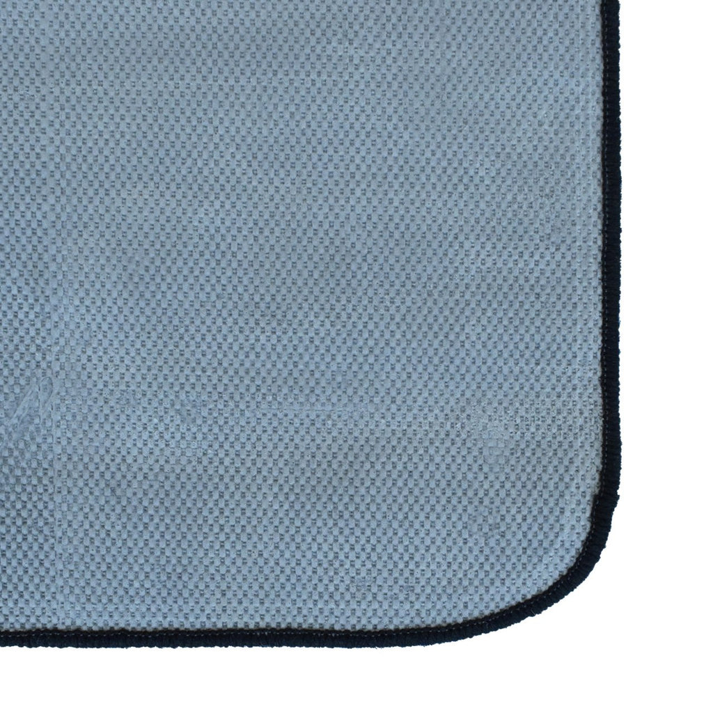 Road Map Playtime Area Rug Grey For Kids