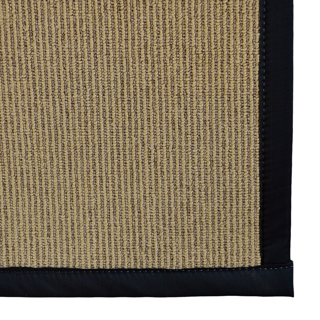 Zara Synthetic Sisal Black