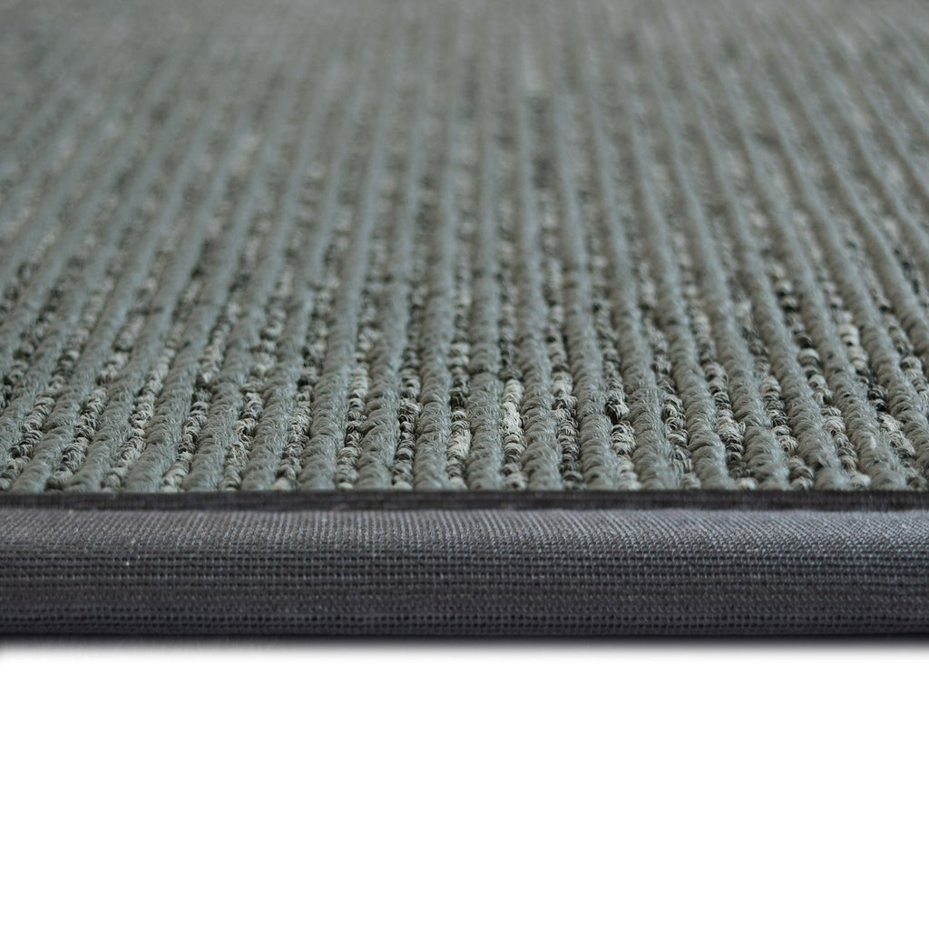 Zara Synthetic Sisal Charcoal