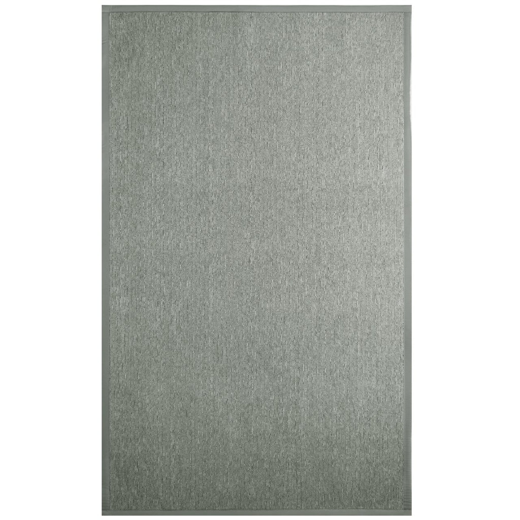 Zara Synthetic Sisal Silver iCustomRug