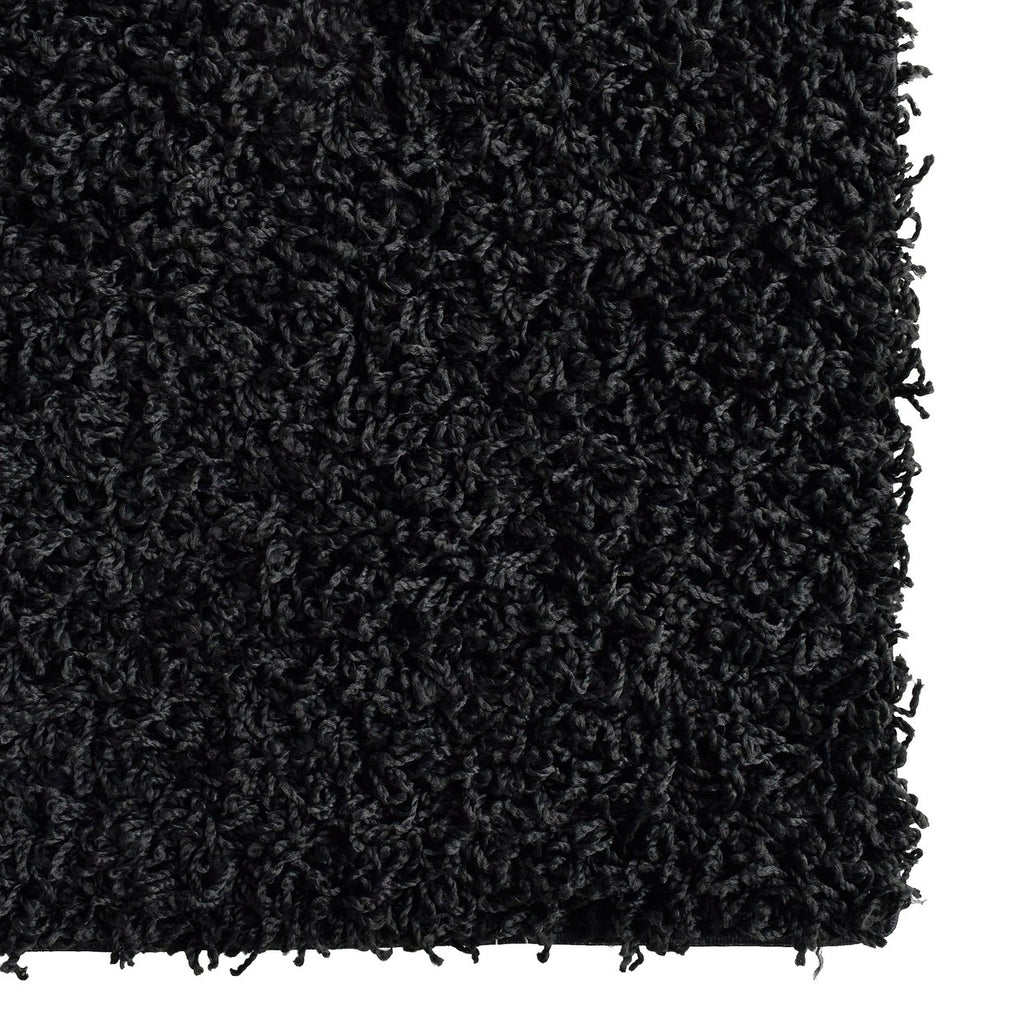 Dixie Cozy Soft and Dense Shag Black