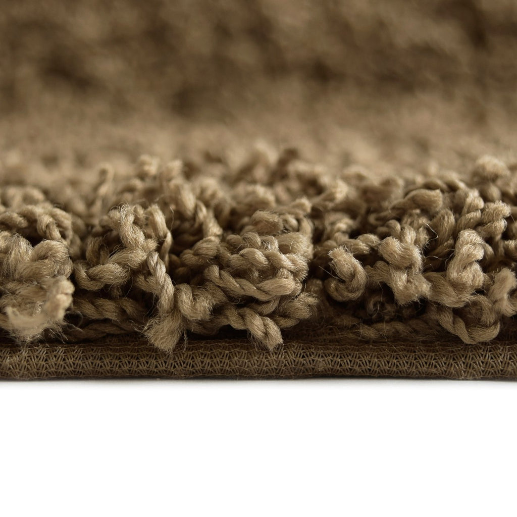 Dixie Cozy Soft and Dense Shag Taupe