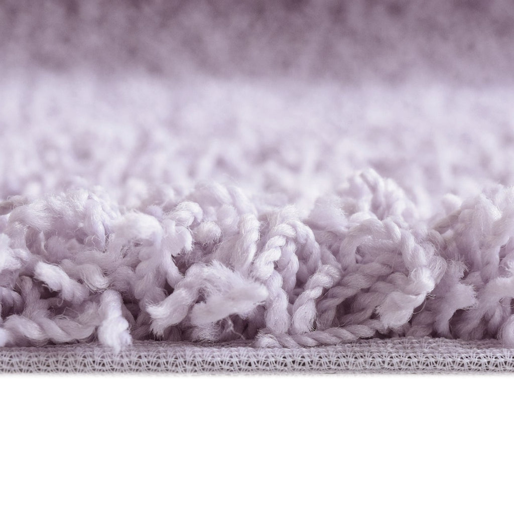 Dixie Cozy Soft and Dense Shag Lilac