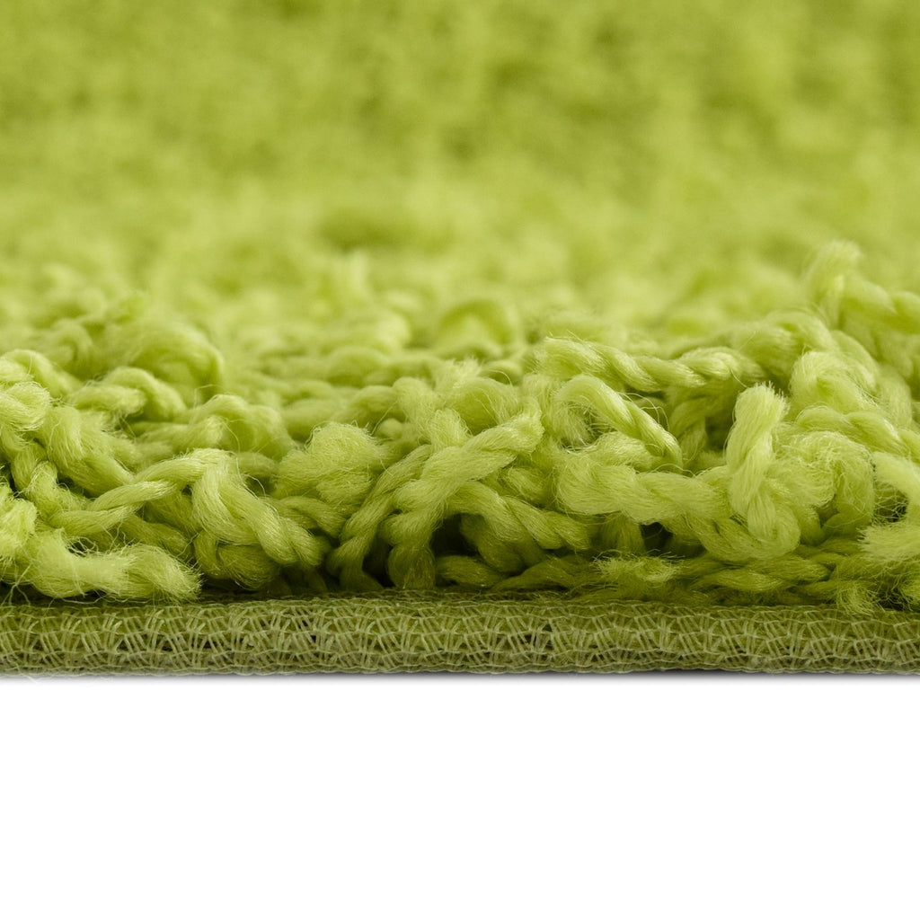 Dixie Cozy Soft and Dense Shag Green