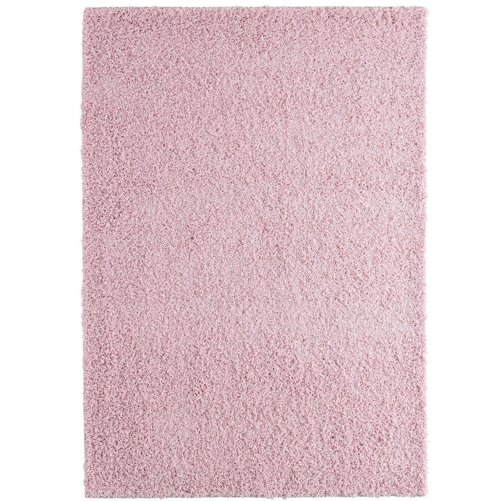 Dixie Cozy Soft and Dense Shag Pink iCustomRug