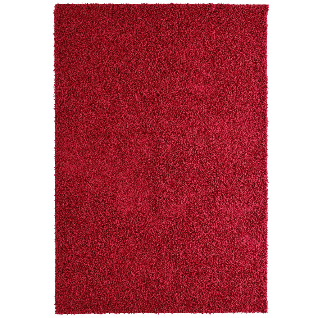 Dixie Cozy Soft and Dense Shag Red