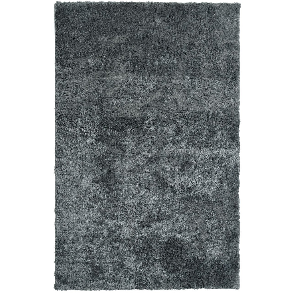 Fantasia Thick Fluffy Shag Charcoal iCustomRug