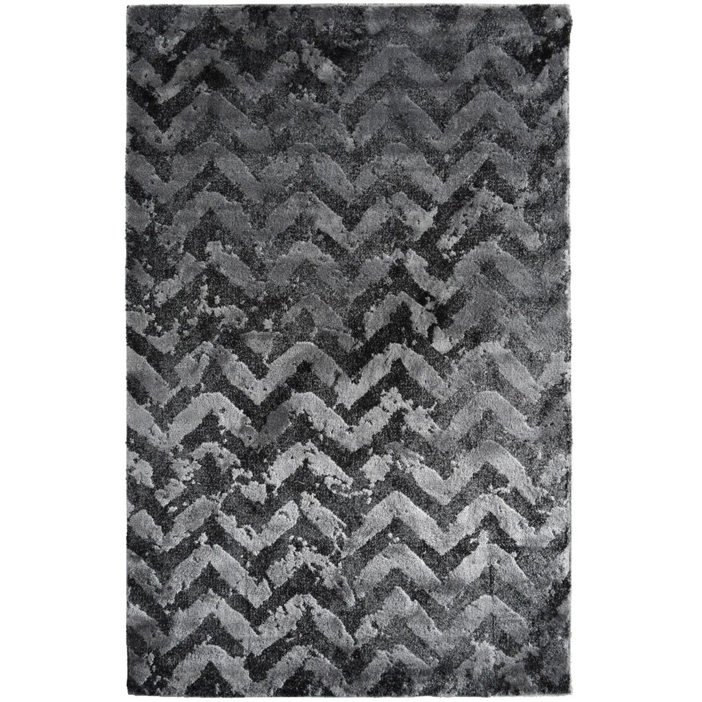 Malachi New Contemporary Collection Grey iCustomRug