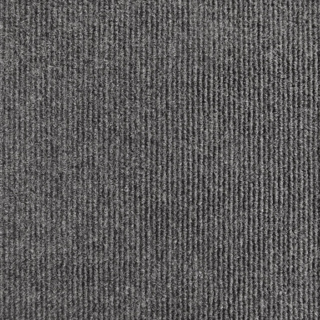 Comet Indoor/Outdoor Carpet Flooring Grey with Marine Backing