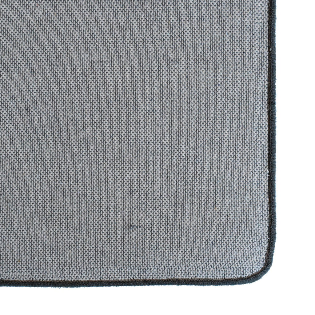 Quiet Contemporary Neutral Tone Area Rug Charcoal