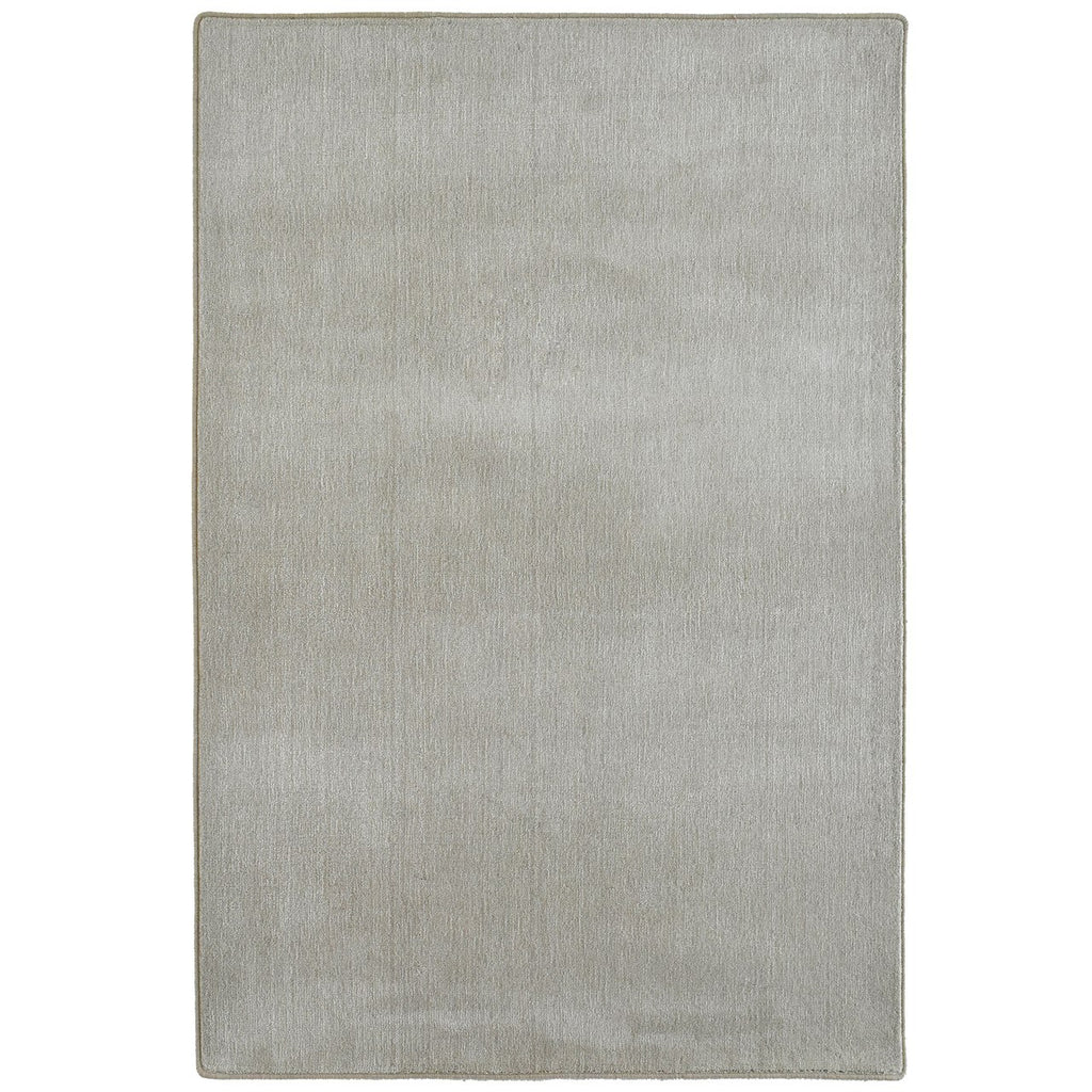 Quiet Contemporary Neutral Tone Area Rug Sand Beige iCustomRug