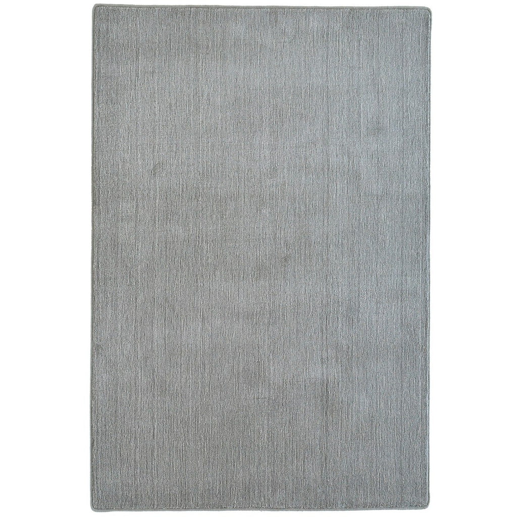 Quiet Contemporary Neutral Tone Area Rug Grey iCustomRug