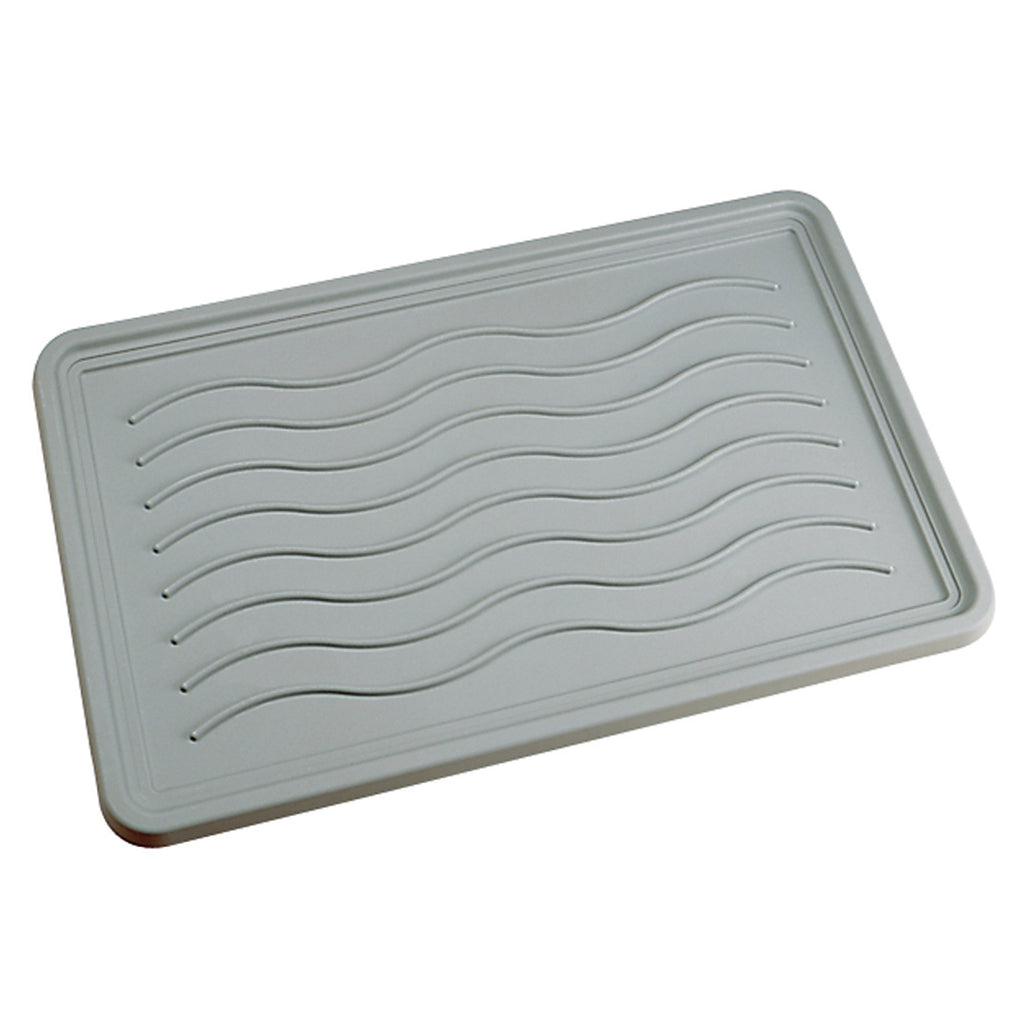 Boot Trays, Sturdy Practical Protects From Dirt And Moisture Grey iCustomRug