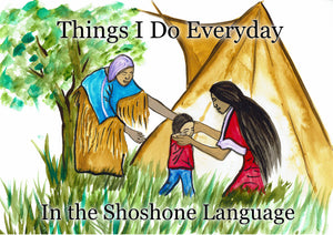 (Shoshone) Things I Do Everyday Digital Download .wmv
