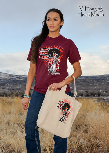 2020 Native Trade Show T-Shirts/Tote Bags