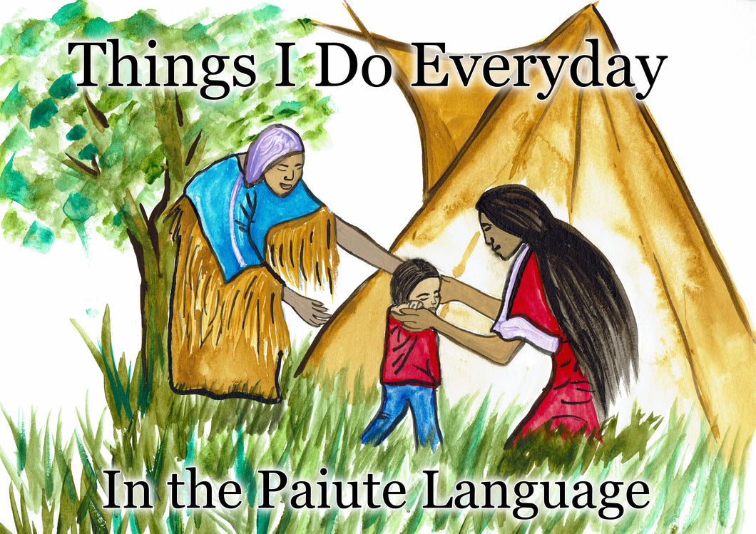 (Paiute) Things I Do Everyday - Digital Download .mov
