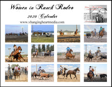 "Load image into Gallery viewer, ""Women in Ranch Rodeo"" 2020 Calendar"