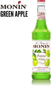 MONIN GREEN APPLE - 1 LTR