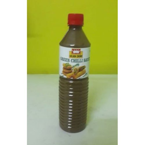GREEN CHILLI SAUCE - GOLDEN  - 670GMS