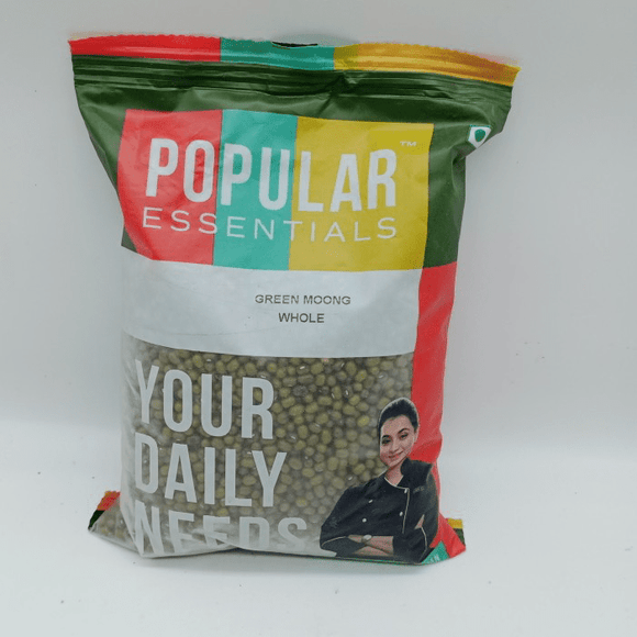 GREEN  MOONG   - POPULOR - 1KG
