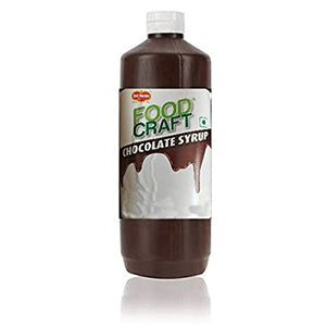 CHOCOLATE  SYRUP - DELMONTE - 1.3KG