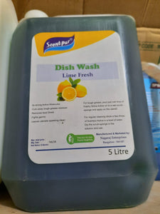 DISH WASH LIQUID - 5L