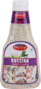RUSSIAN  SALAD DRESSING   - CREMICA -350G